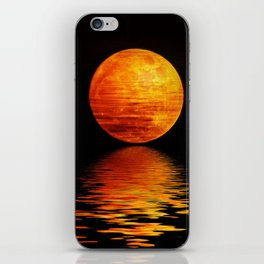 Mondscheinserenate iPhone Skin