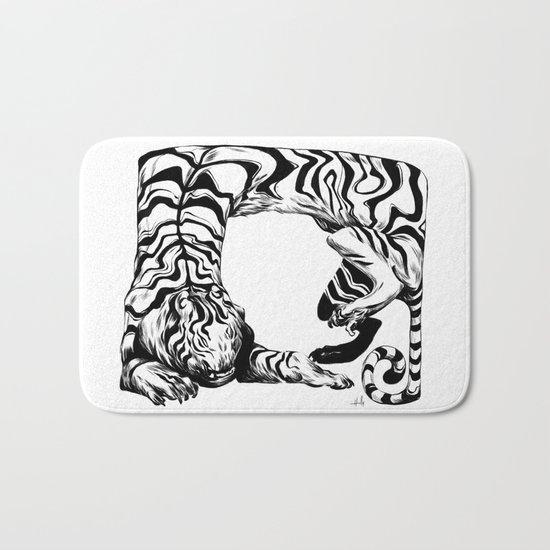 Tiger Tiger Bath Mat