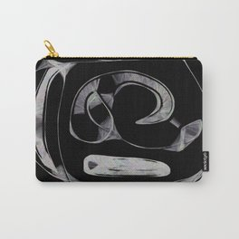 Abstract artifact Carry-All Pouch