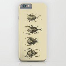 Beetle Morphology iPhone 6 Slim Case
