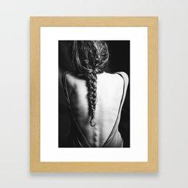 Tress Framed Art Print