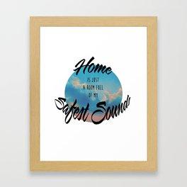 Troye Sivan - Talk Me Down Framed Art Print
