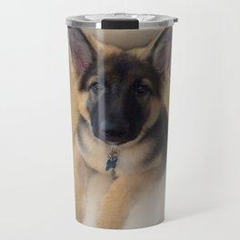 German Shepherd Travel Mug