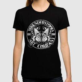 """MISUNDERSTOOD ART COMPANY """"LOGO"""" T-shirt"""