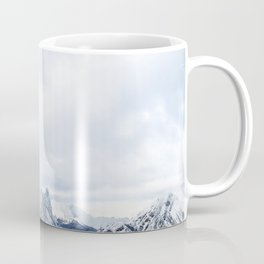 Looking out over the Rockies, in Banff Coffee Mug