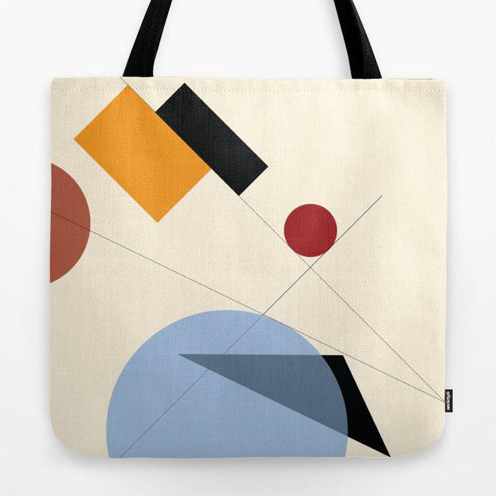 Bauhaus Tote Bag by closeddoor  7ea83aa78ff4a