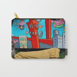 Dirt Cheap - No Vacancies Carry-All Pouch
