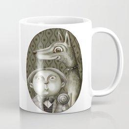Edwin and Tiny Coffee Mug