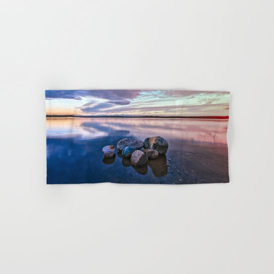 Tranquil Waters Hand & Bath Towel