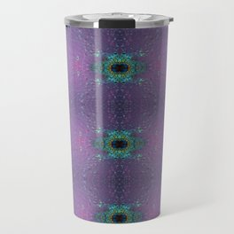 Silicon-based life form - E5 purple Travel Mug