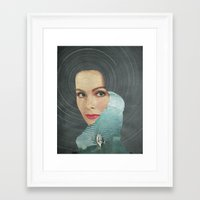 glass Framed Art Prints featuring Glass by Ben Gifaldi