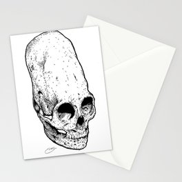 The Giant's Skull Stationery Cards