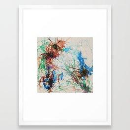 Nervous System  Framed Art Print