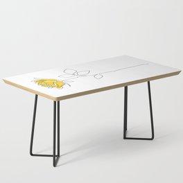 Lemon Rose Coffee Table