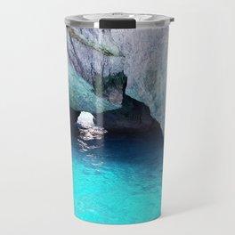 Capri Blue Grotto Travel Mug