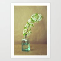 blossom Art Prints featuring Blossom by Jessica Torres Photography