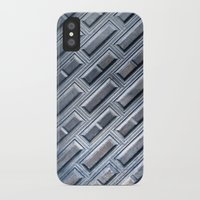 sweden iPhone & iPod Cases featuring sweden wood for iphone by Roman Belov