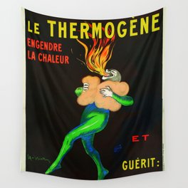 Thermogène Warms You Up Wall Tapestry