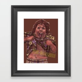 The Goonies Framed Art Print
