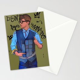 Don´t be Wannabe Stationery Cards