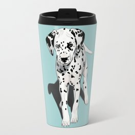 Dalmatian Puppy Travel Mug