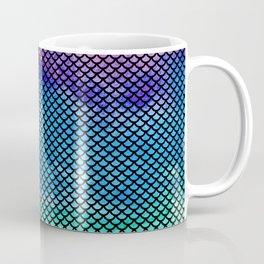 Rainbow Mermaid Tail Coffee Mug