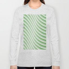 Wavy striped Long Sleeve T-shirt