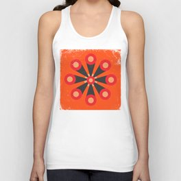 Flower Extract Unisex Tank Top