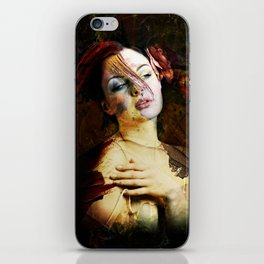 PAINTER'S POETRY iPhone Skin