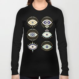 Evil Eye Collection Long Sleeve T-shirt