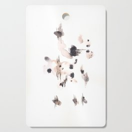 The Star - 151124  Abstract Watercolour Cutting Board