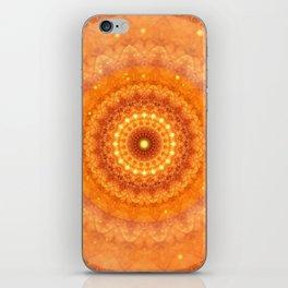 Mandala Divine Power iPhone Skin