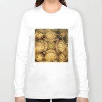 kaleidoscope Long Sleeve T-shirts featuring Kaleidoscope by Irina Chuckowree