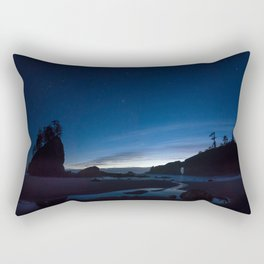 Under the stars.. Rectangular Pillow