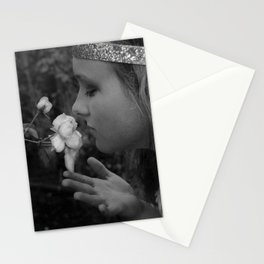Stop to Smell the Roses Stationery Cards