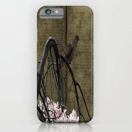 A Book About Birds iPhone & iPod Case
