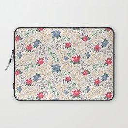 Tropical Opulence Pattern Laptop Sleeve