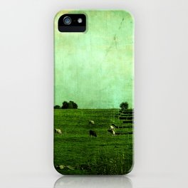 The Green Yonder iPhone Case