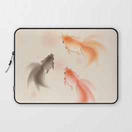 Goldfish 001 Laptop Sleeve