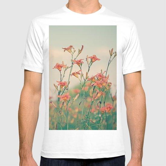 Orange Lilies  T-shirt
