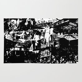 Commercial Drive (XL) Rug