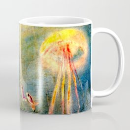 Glow of the jellyfish Coffee Mug
