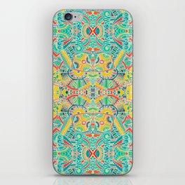 Boho pattern iPhone Skin