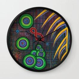 OzGrid Wall Clock