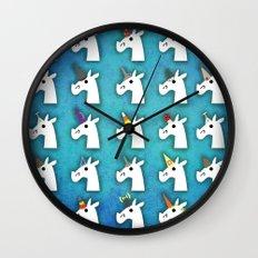 Almost Unicorn Wall Clock