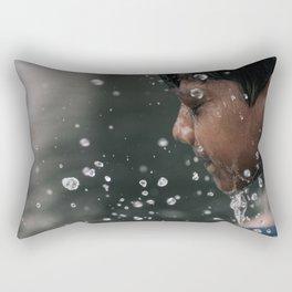 Still Rectangular Pillow