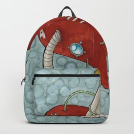 A Mending Heart Backpack