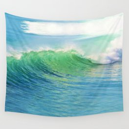 Colors of the Ocean Wall Tapestry