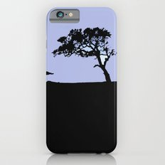 abstract landscape iPhone 6s Slim Case