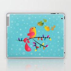 Welcome Home, My Babies! Laptop & iPad Skin